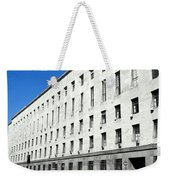 Milan Courthouse Building Weekender Tote Bag