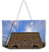 Milan Post Office Weekender Tote Bag