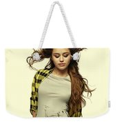 Miley Cyrus  Weekender Tote Bag