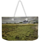 Milford Point Beach Weekender Tote Bag