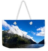 Milford Sound #2 Weekender Tote Bag