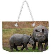 Mili And Sundari  Weekender Tote Bag by Steve LLamb