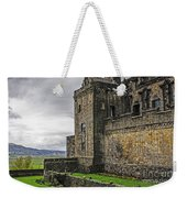 Military Fortress Weekender Tote Bag