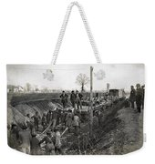 Military Railway, C1863 Weekender Tote Bag