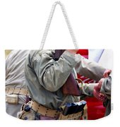 Military Small Arms 04 Ww II Weekender Tote Bag by Thomas Woolworth