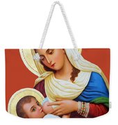 Milk Grotto Icon Weekender Tote Bag