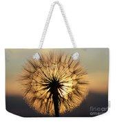 Beauty Of The Dandelion 2 Weekender Tote Bag