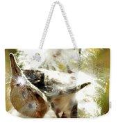 Milkweed Blowout Weekender Tote Bag