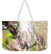 Milkweed Cotton  Weekender Tote Bag