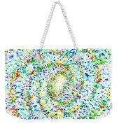 Milky Way Galaxy - Watercolor Painting Weekender Tote Bag