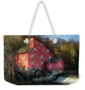 Mill - Clinton Nj - The Old Mill Weekender Tote Bag