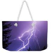 Mill Creek Lightning Weekender Tote Bag