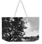 Mill Creek Marsh Afternoon Sun Weekender Tote Bag