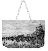 Mill Creek Marsh Serenity Weekender Tote Bag