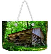Mill House Barn Weekender Tote Bag by David Lee Thompson