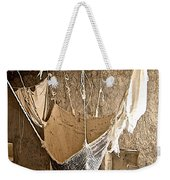 Mill On The Way To Shigatse-tibet Weekender Tote Bag
