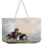 Miller - Shoshone Woman Weekender Tote Bag