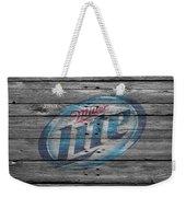 Miller Lite Weekender Tote Bag