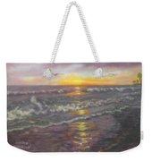 Miller Ocean Sunset Weekender Tote Bag
