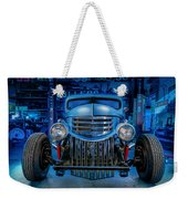 Millers Chop Shop 1946 Chevy Truck Weekender Tote Bag