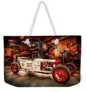 Millers Chop Shop Track T Toyota Weekender Tote Bag