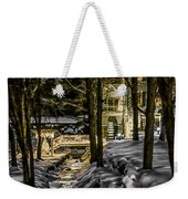 Millhouse In The Moonlight Weekender Tote Bag