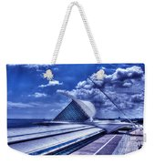 Milwaukee Art Museum 1 Weekender Tote Bag