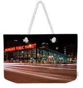 Milwaukee Public Market Weekender Tote Bag