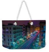 Milwaukee's Evening Active Glow Weekender Tote Bag