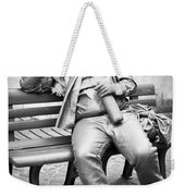 Mime At Work Weekender Tote Bag