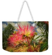 Mimosa Blossoms Weekender Tote Bag