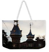 Minaret And Turret Weekender Tote Bag