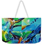 mindscape no.2-Improvisation Saxophone and Piano Weekender Tote Bag