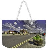 Minehead Station  Weekender Tote Bag