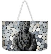 Mineral Buddha Weekender Tote Bag