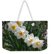 Miner's Wife Daffodils Weekender Tote Bag