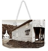 Mingo Post Office And Foxhill Farms General Store Weekender Tote Bag