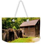 Mingus Mill Weekender Tote Bag by Karen Wiles