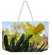 Mini Daffodils Weekender Tote Bag