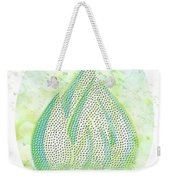 Mini Forest With Birds In Flight - Illustration Weekender Tote Bag