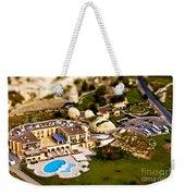 Mini Getaway Weekender Tote Bag by Andrew Paranavitana
