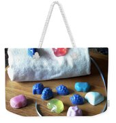 Mini Soaps Collection Weekender Tote Bag