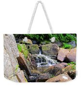 Mini Water Fall Weekender Tote Bag