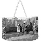 Miniature Golf In Ny City Weekender Tote Bag