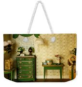 Miniature Hat Room Weekender Tote Bag