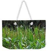 Miniature Lilies Weekender Tote Bag