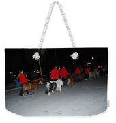 Miniature Ponys Weekender Tote Bag