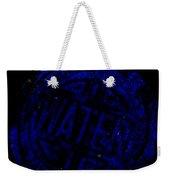 Minimalism Water Weekender Tote Bag