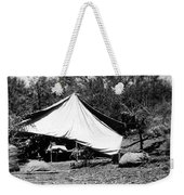 Mining Camp Weekender Tote Bag