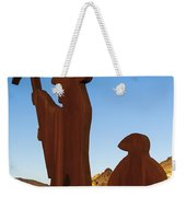 Mining For Gold Weekender Tote Bag